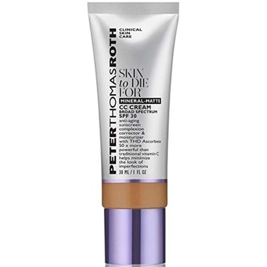 Peter Thomasroth  Mineral-Matte CC Cream SPF30 Tan 30ml Renksiz